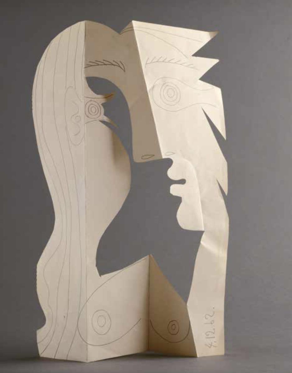Louis Cane, Max Charvolen - Picasso and contemporaries. Praise of the fabrication - Musée de Vence