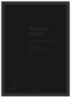 Signature de l'ouvrage Bernar Venet. Le Tas de charbon