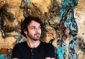 Lionel Sabatté, winner of the 2020 Luxembourg Art Prize