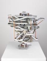 étendue,corps, espace, olivierdebré et les artistes-architectes, Rémy Jacquier