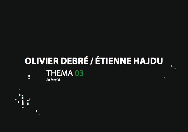 Olivier Debré - Étienne Hajdu