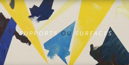 SOS - SUPPORTS OU SURFACES #4 LES GIRAFES