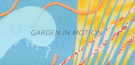 Trudy Benson - Garden in Motion