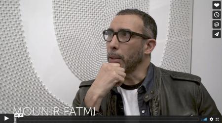 mounir fatmi - The White Matter, Paris
